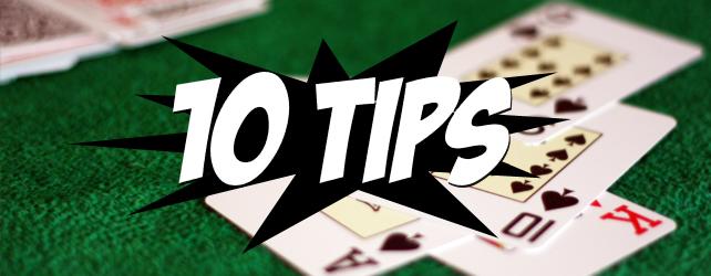 10 tips för att vinna på online poker