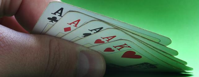 Handlar poker om odds eller inte?