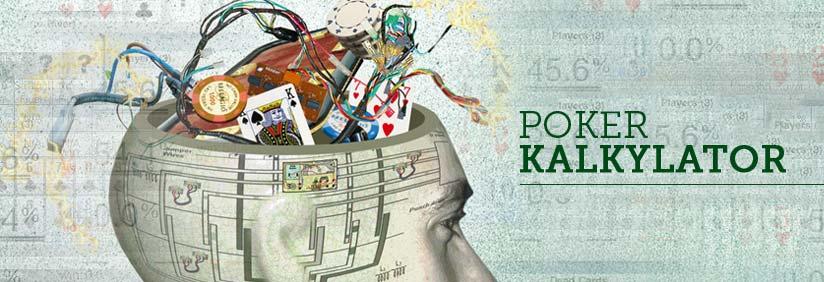 Poker kalkylator