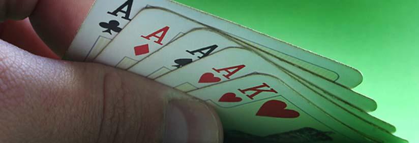 Handlar poker om odds eller inte