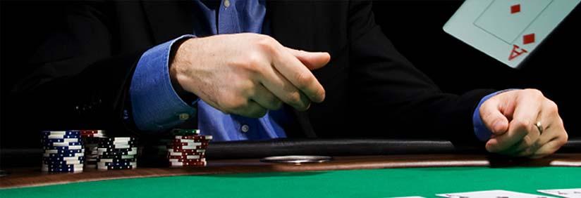 Så kontrollerar du dina känslor när du spelar poker