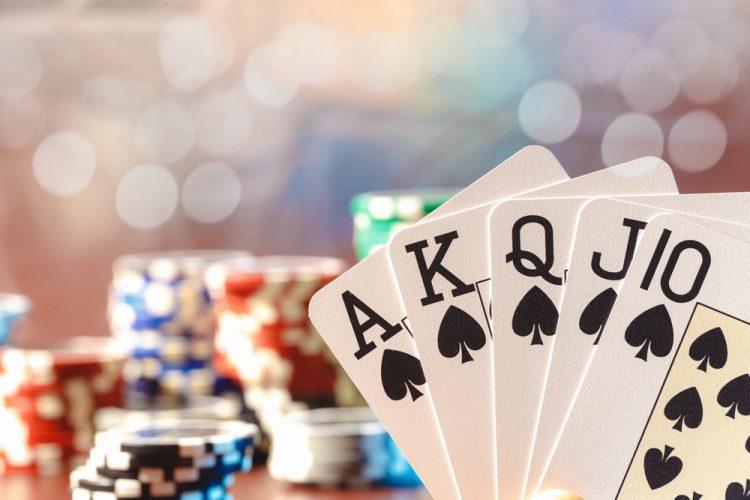 spela poker hemma