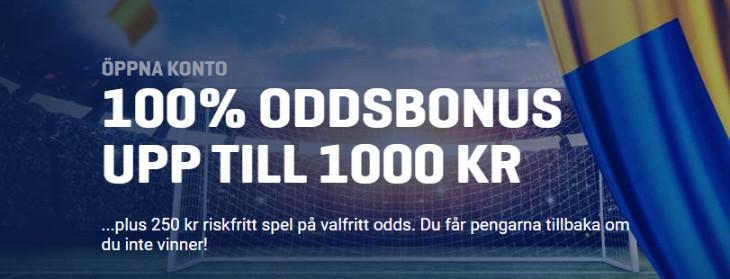 nordicbet bonuserbjudande