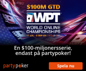 partypoker turnering